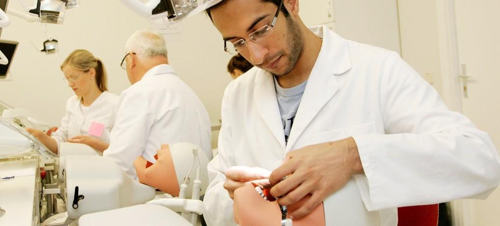 מסלול לימודי רפואת שיניים בריגה, לטביה